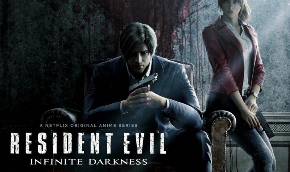 Data per Resident Evil Infinite Darkness