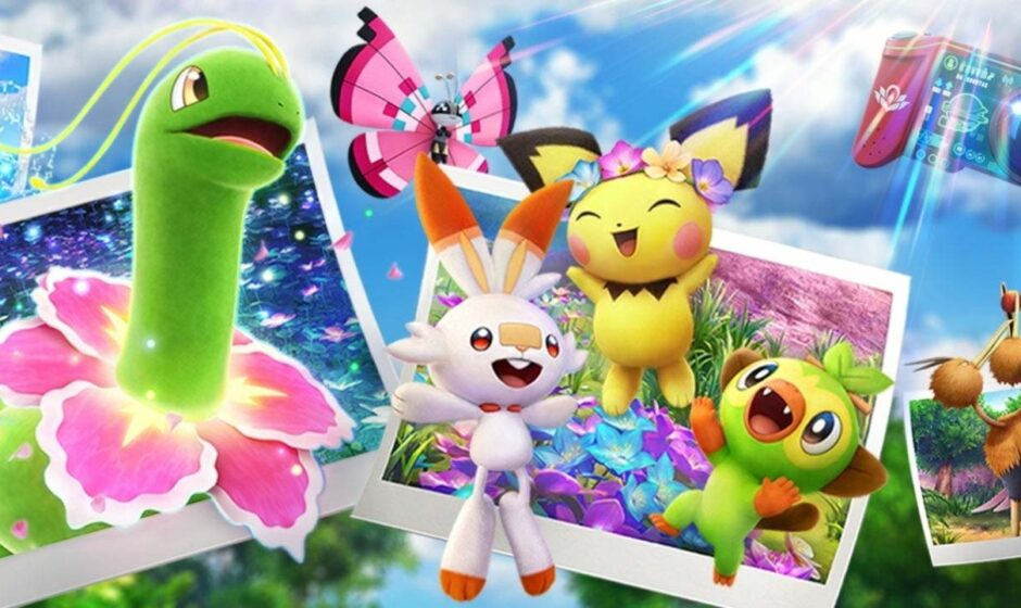 New Pokémon Snap: update gratuito in arrivo