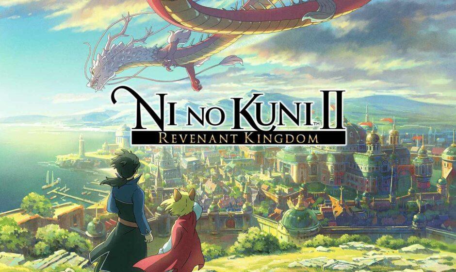 Ni No Kuni II arriva su Nintendo Switch