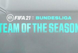 FIFA 21, svelato il TOTS della Bundesliga!