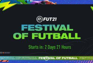 FIFA 21, svelato l'evento Festival of Futball!