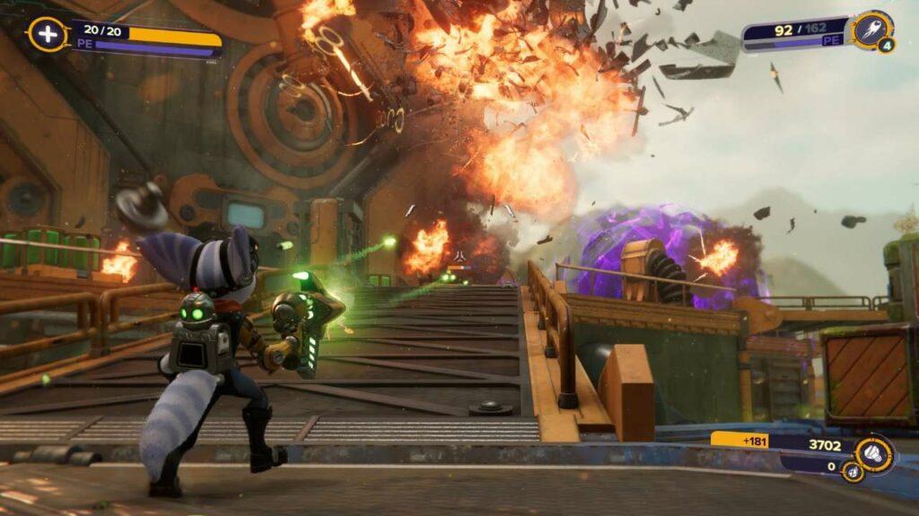 Ratchet & Clank: Rift Apart Bolt