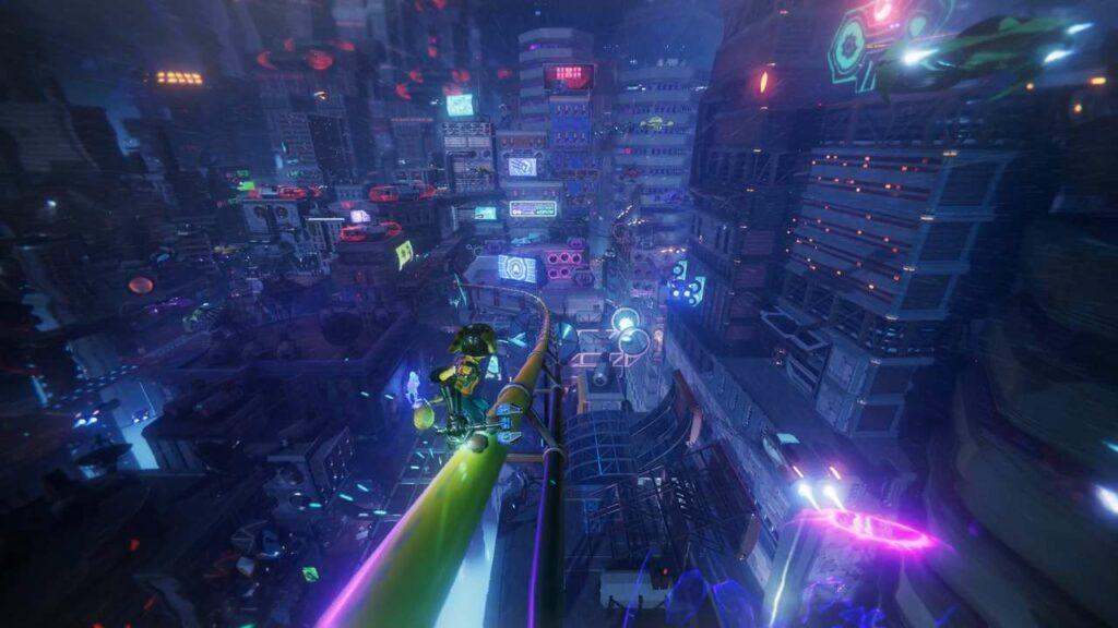 Ratchet & Clank Rift Apart Bolt