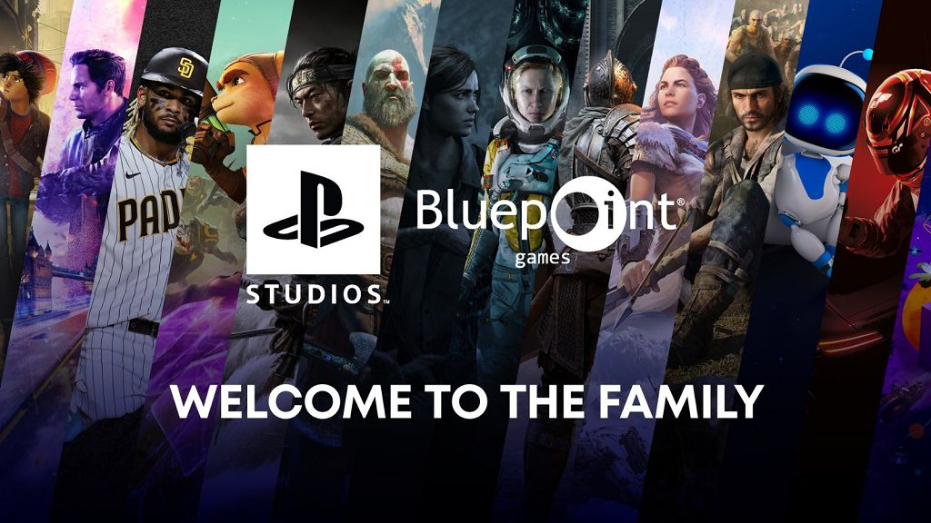 Bluepoint Playstation