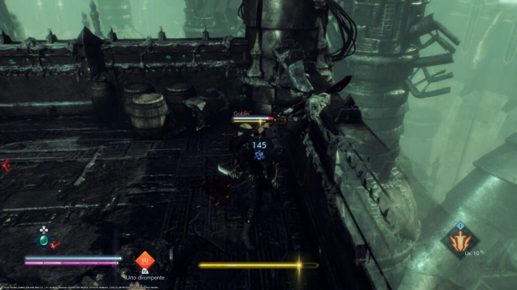 Stranger of Paradise Final Fantasy Origins