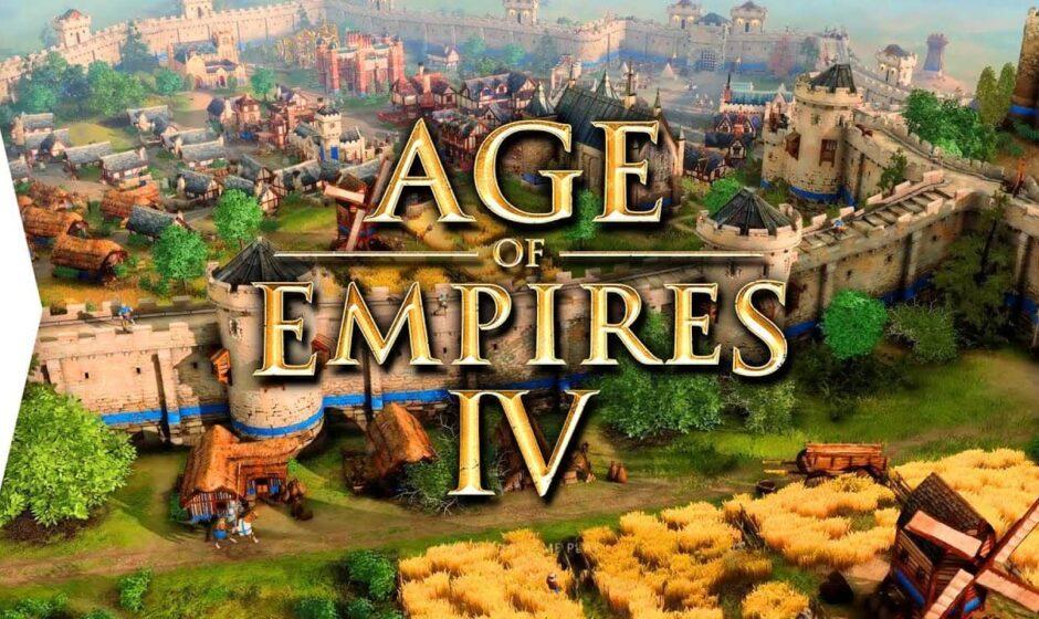 Age Of Empires IV: nuovo trailer e data di uscita