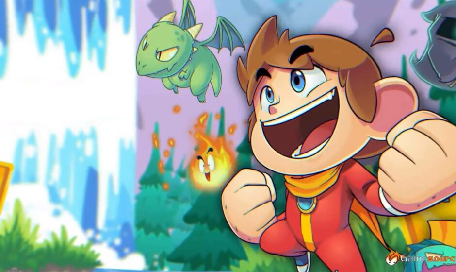 Alex Kidd in Miracle World DX - Recensione