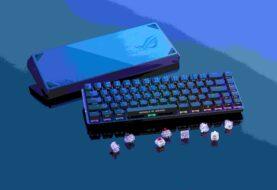 ASUS ROG Falchion: la tastiera con form factor 65%