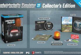 Farming Simulator 22: presentata la Collector's Edition