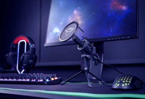 Trust GXT 241 Velica: il microfono conveniente e versatile