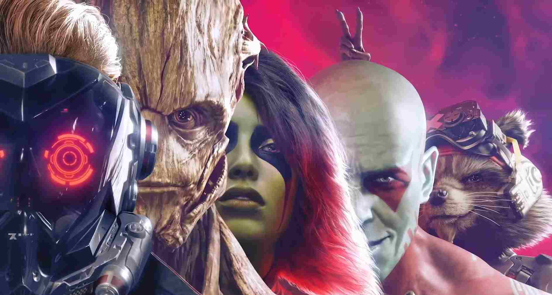 Guardians of the Galaxy dialoghi