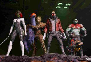 Marvel's Guardians of the Galaxy avrà molti dialoghi