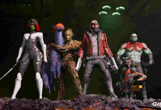 Guardians of the Galaxy: gameplay e data di uscita
