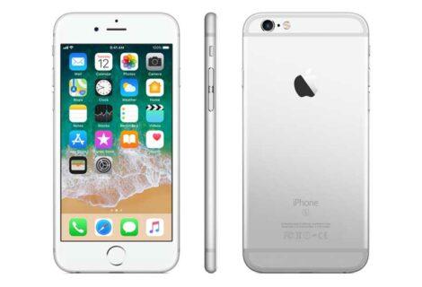 Apple: iOS 15 sarà disponibile anche su iPhone 6s