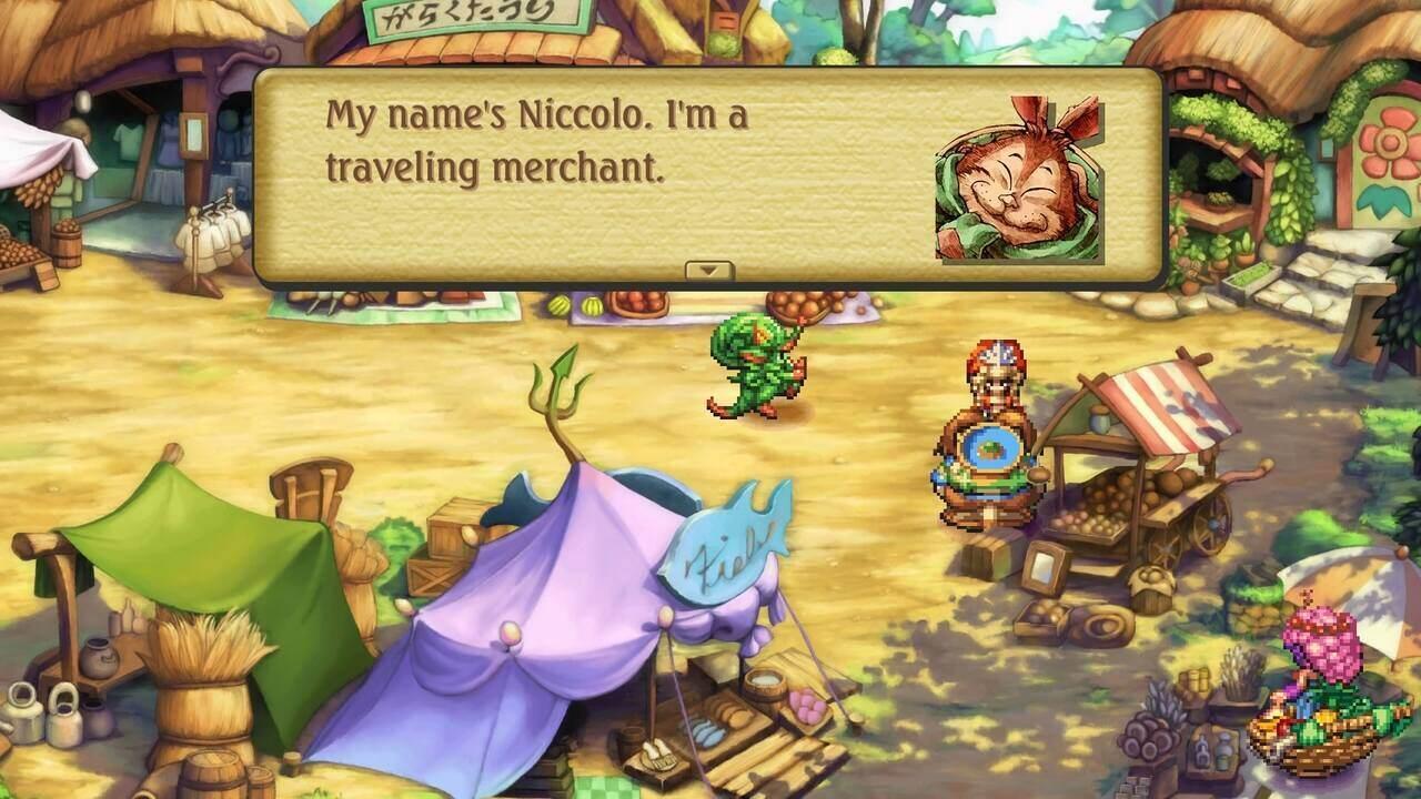 Legend of Mana Remaster Niccolo