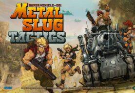 Metal Slug Tactics: annunciato per PC