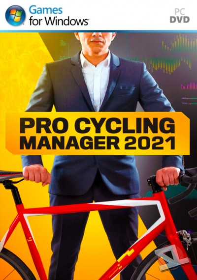 Cover Pro Cycling Manager 2021