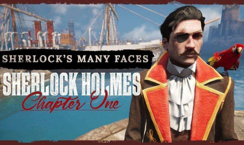 Sherlock Holmes: un trailer sui travestimenti