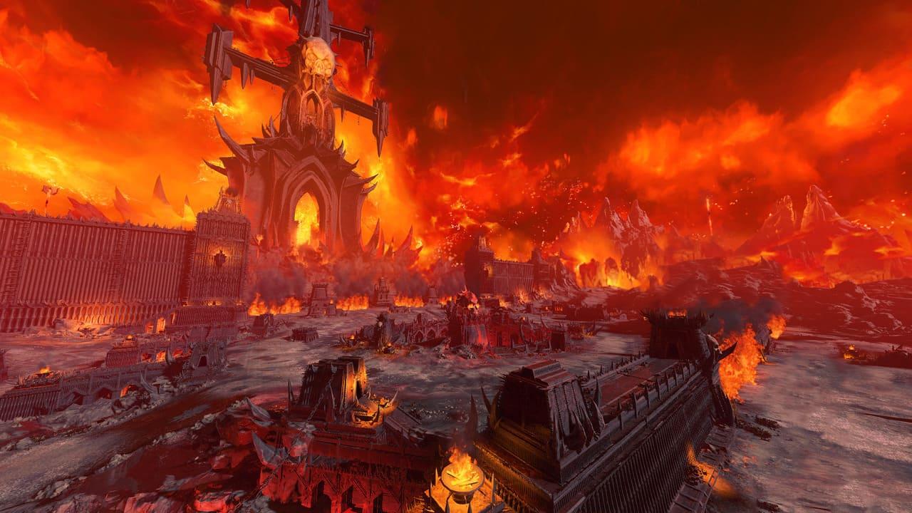 Total War Warhammer III Khorne