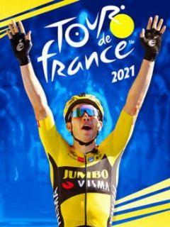 Cover Tour De France 2021