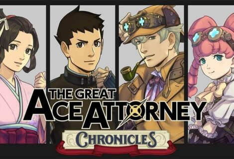 The Great Ace Attorney Chronicles - Anteprima