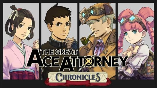 The Great Ace Attorney Chronicles – Anteprima