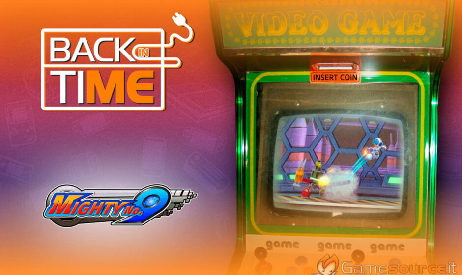 Back in Time - Mighty No. 9