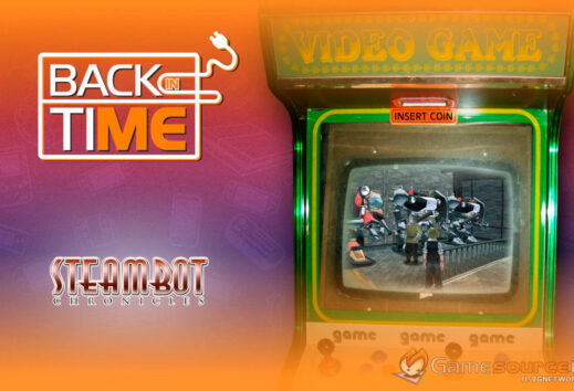 Back in Time - Steambot Chronicles