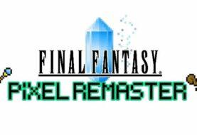 Final Fantasy: pixel remaster in arrivo a luglio