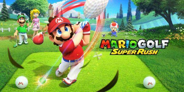 Mario Golf: Super Rush – Recensione