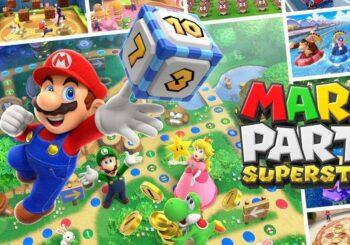 E3 2021, annunciato Mario Party Superstars