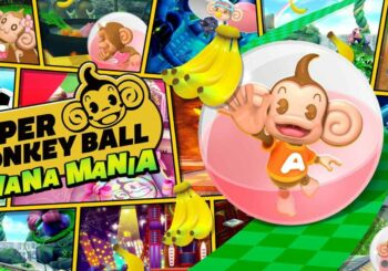 Super Monkey Ball Banana Mania annunciato all'E3 2021