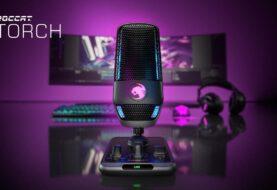 ROCCAT: presentato il nuovo microfono Torch