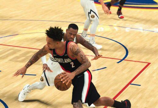 NBA 2K22, un leak svela la cover e la data del prossimo gioco