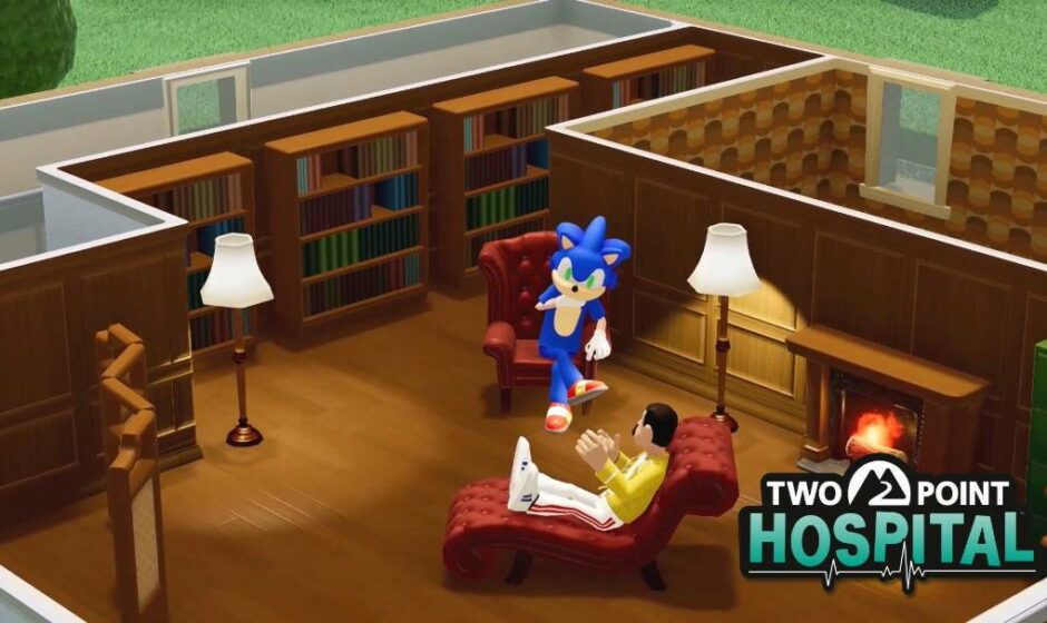 Two Point Hospital: evento a tema Sonic