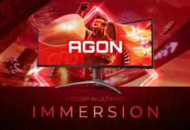 AOC presenta i nuovi monitor da gaming AGON