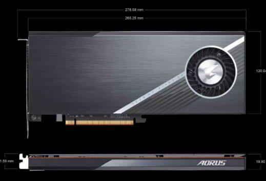 AORUS XTREME Gen4 AIC: La SSD dalle prestazioni estreme