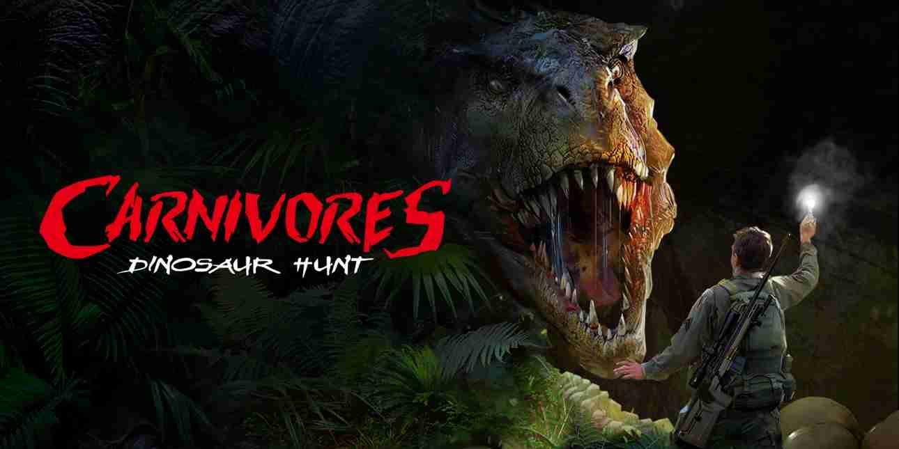 Carnivores: Dinosaur Hunt