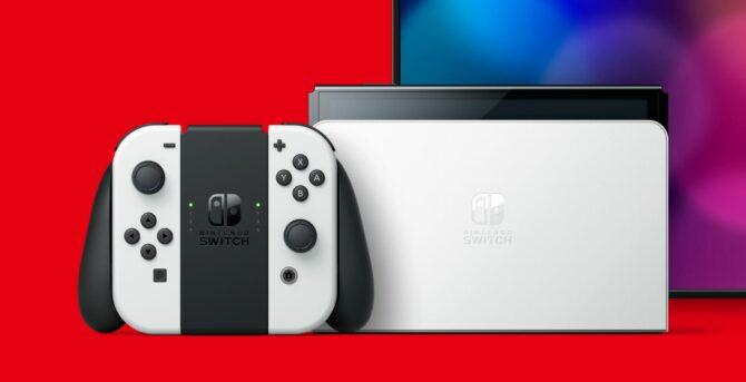 Nintendo Switch OLED - L'abbiamo provata