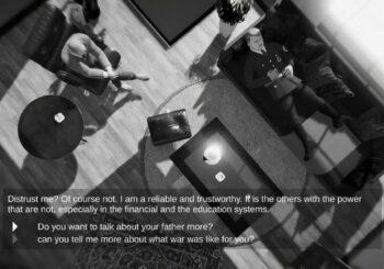 Heal Hitler: Psicanalizzare Hitler in un videogame