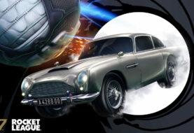 James Bond scende nell'arena di Rocket League