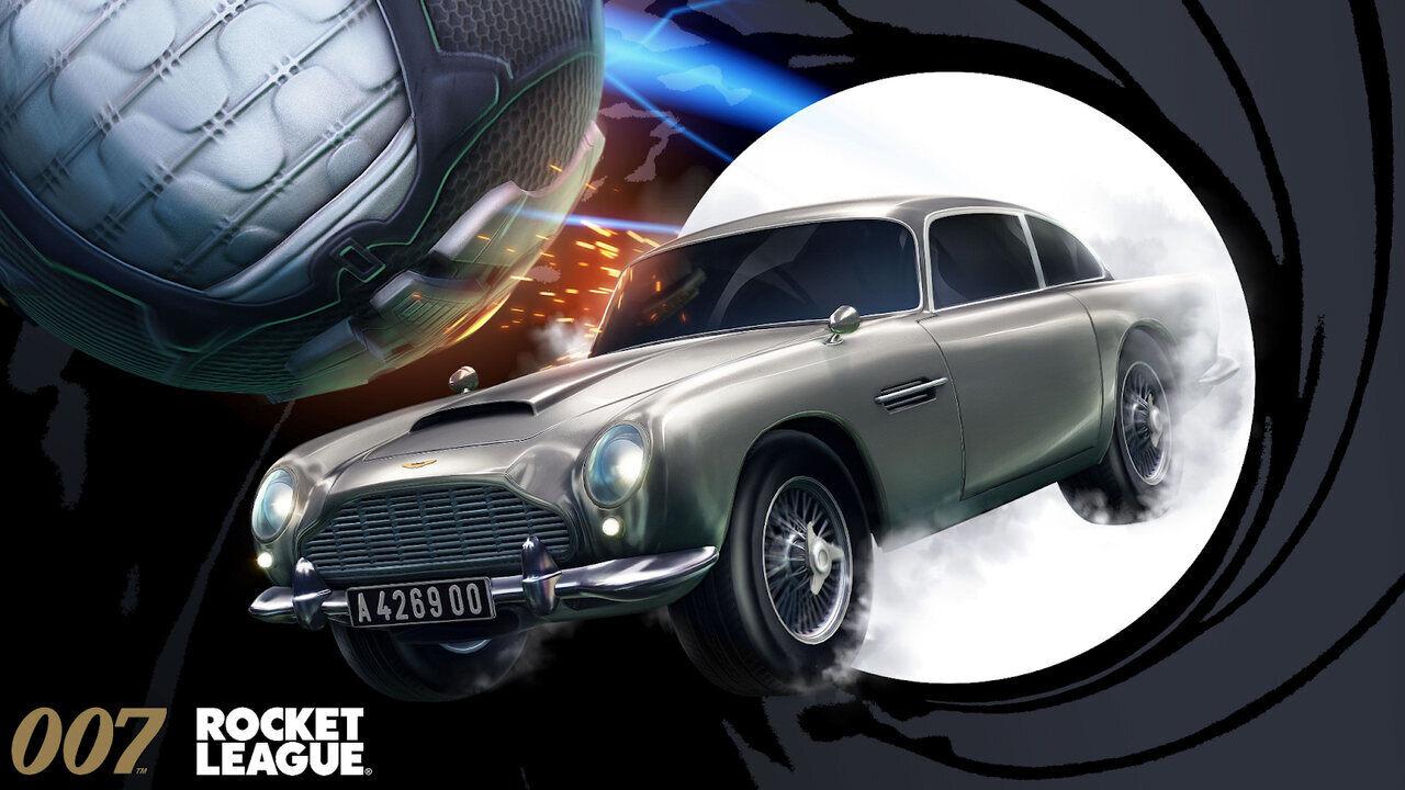 Rocket League 007