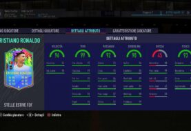 FIFA 21 - Top 5 giocatori dei Summer Stars Team 1