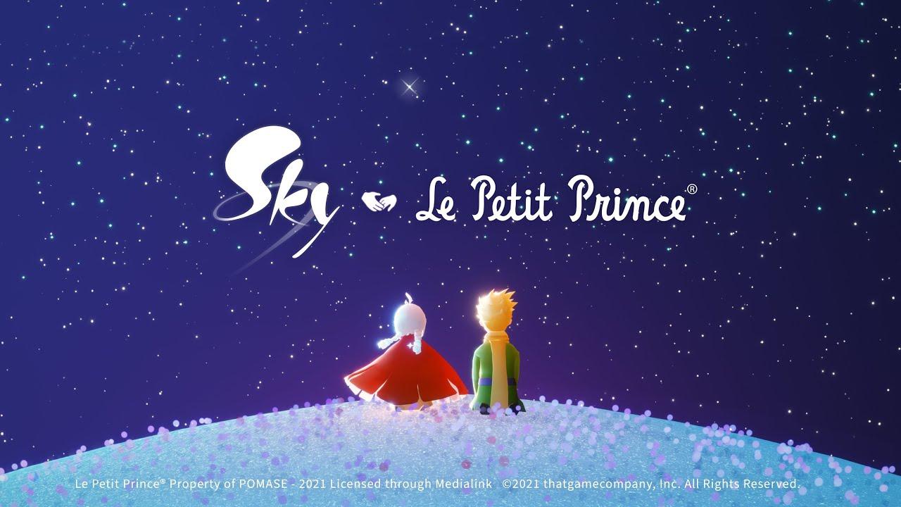 Sky Figli della Luce Piccolo Principe