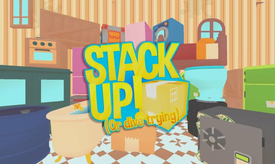 Stack Up! (or dive trying): trailer di annuncio