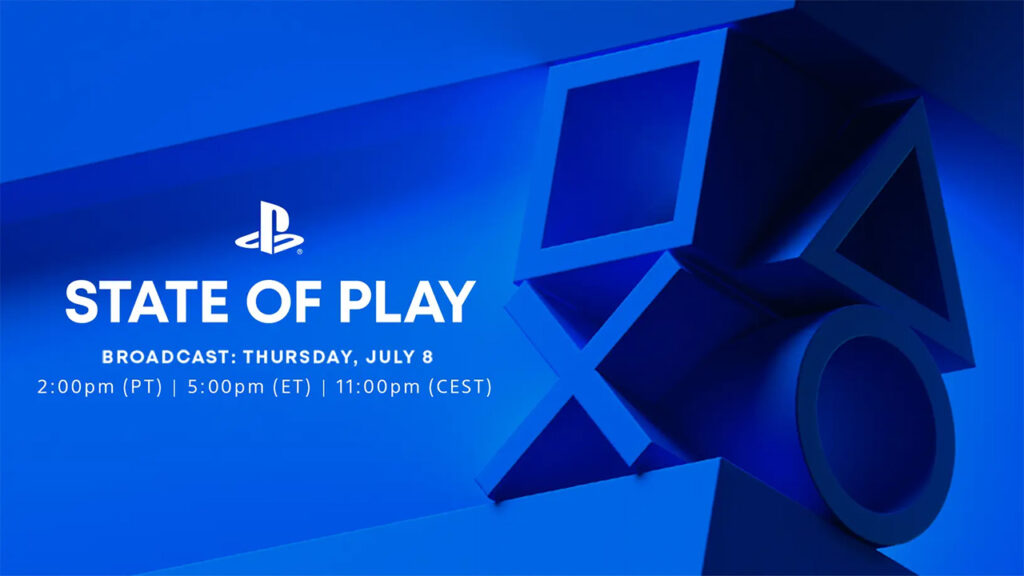 State of Play 8 Luglio 2021