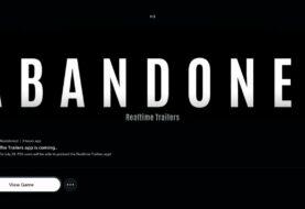 Abandoned, data e orario del nuovo trailer