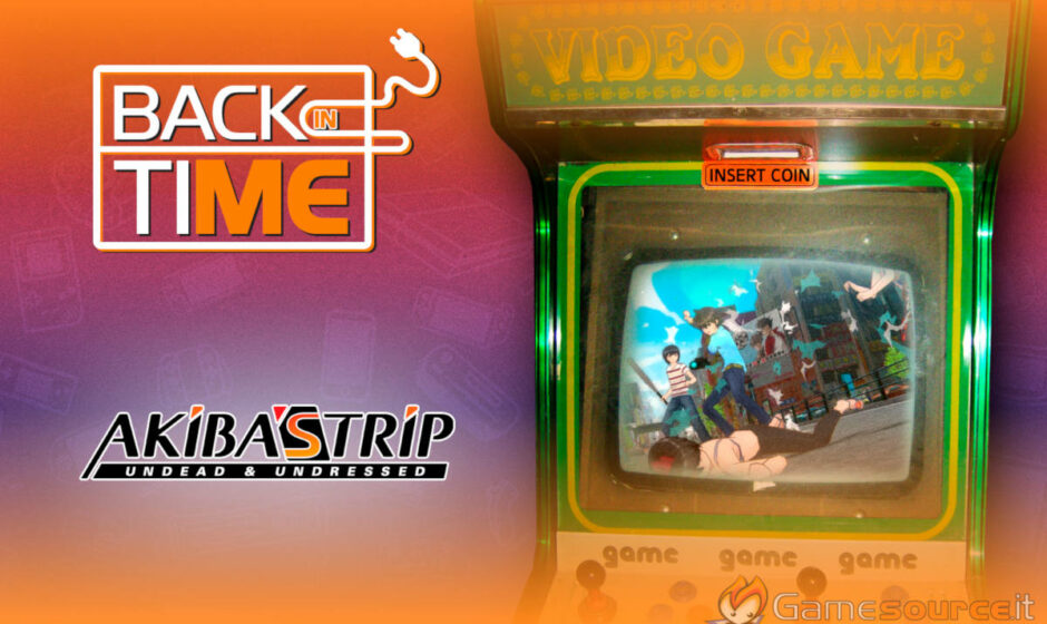 Back in Time - Akiba's Trip: Undead & Undressed