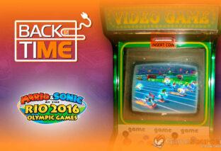 Back in Time - Mario & Sonic ai Giochi Olimpici di Rio 2016