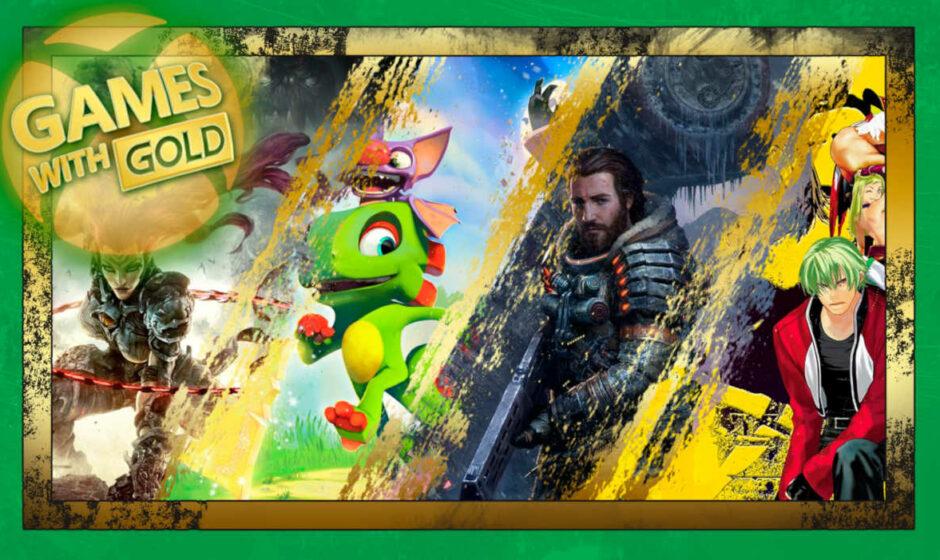 Games with Gold – I giochi gratis di agosto 2021